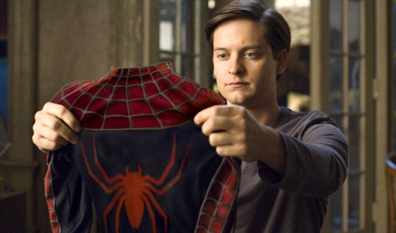 Beware the Manly Power of Tobey Maguire and Shia LaBeouf