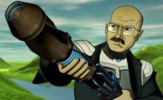<em>Breaking Bad</em> Gets Animated With a Team S.C.I.E.N.C.E Minisode