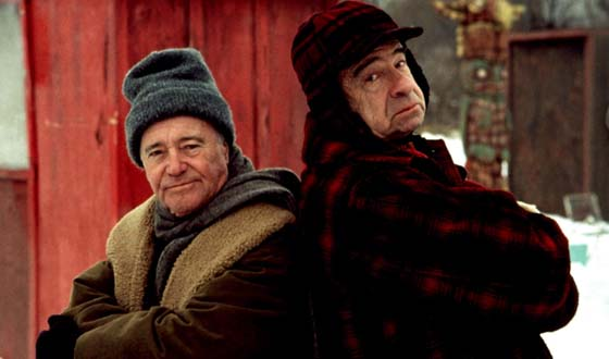 The Movie List – Top Ten Grumpy Old Men