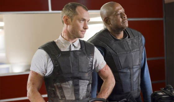 Q&#038;A &#8211; Jude Law and Forest Whitaker of <i>Repo Men</i> on Who&#8217;s the Public Geek