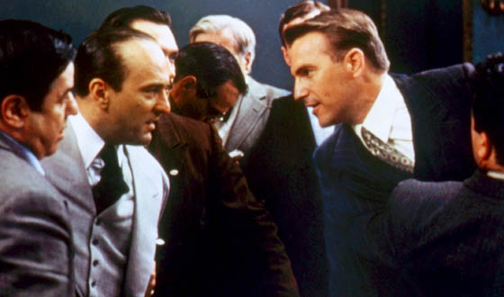 Peter Sagal &#8211; In <em>The Untouchables</em>, Mamet and Costner Battle Over What It Means to Be a Man