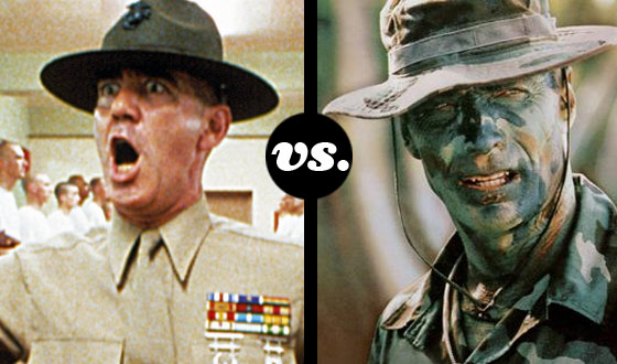 Which Movie Drill Sergeant Leaves You Shakin' in Your Combat Boots?