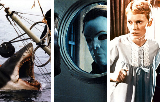Jaws and Halloween Are the Fright Stuff When It Comes to the Top Ten Horror Movie Scores