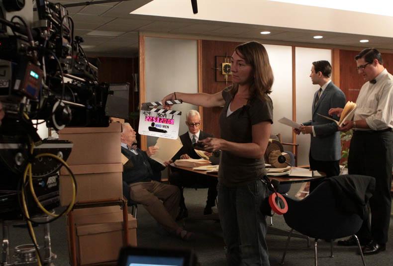 Mad Men Season 3 Behind-the-Scenes Photo Gallery 9 - Mad Men Season 3 Behind the Scenes