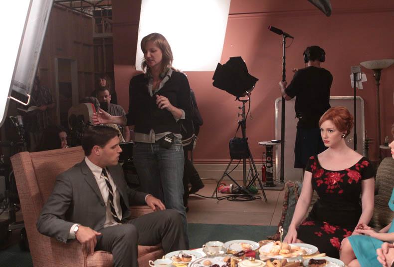 Mad Men Season 3 Behind-the-Scenes Photo Gallery 3 - Mad Men Season 3 Behind the Scenes