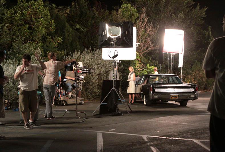 Mad Men Season 3 Behind-the-Scenes Photo Gallery 7 - Mad Men Season 3 Behind the Scenes