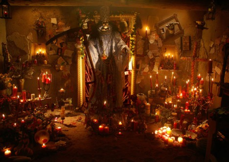 The Prayer of the Santa Muerte 1 - The Prayer of the Santa Muerte