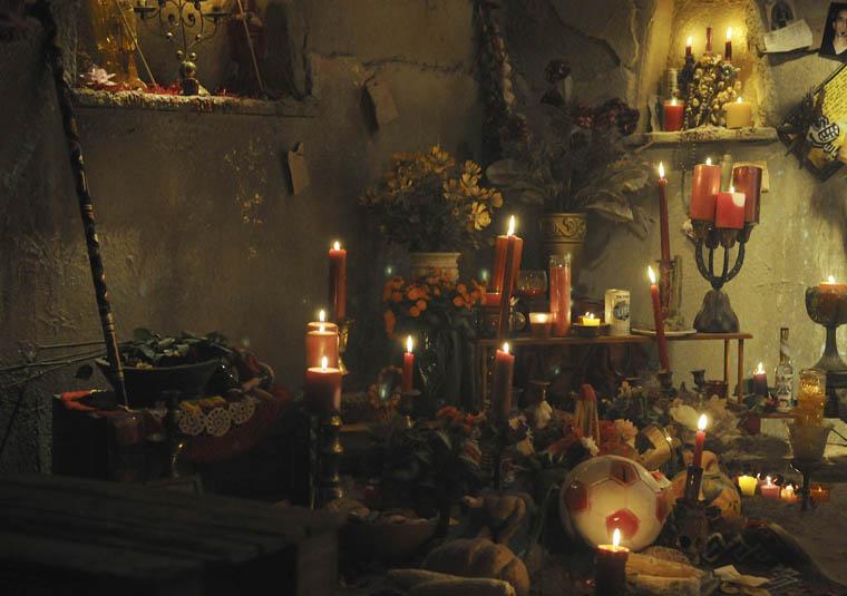 The Prayer of the Santa Muerte 8 - The Prayer of the Santa Muerte