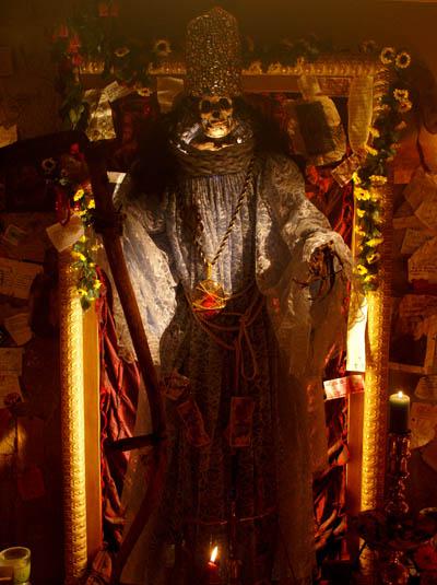 The Prayer of the Santa Muerte 7 - The Prayer of the Santa Muerte