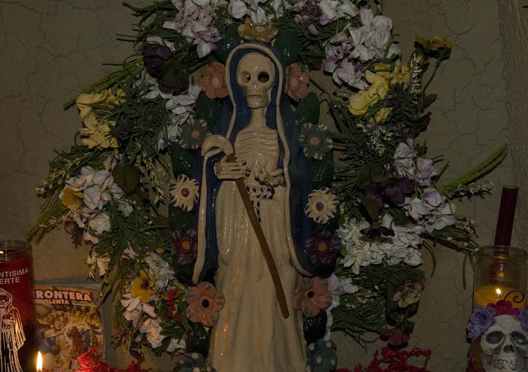 The Prayer of the Santa Muerte 4 - The Prayer of the Santa Muerte