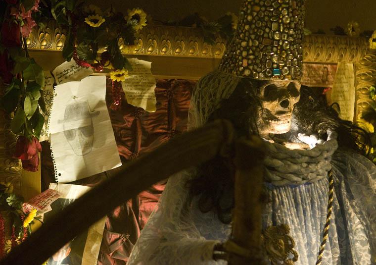 The Prayer of the Santa Muerte 3 - The Prayer of the Santa Muerte