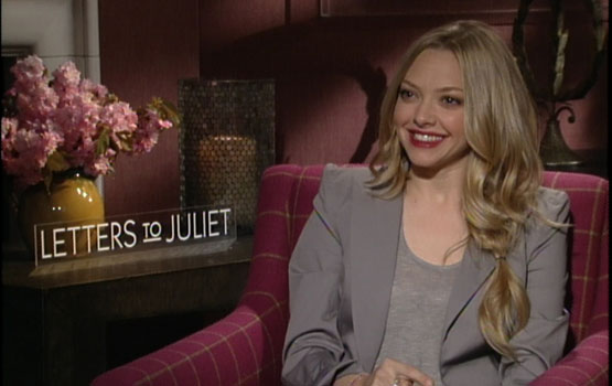 Tribeca Film Festival – Amanda Seyfried Reveals Link Between Letters to Juliet and Shakespeare's Play
