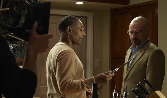 <em>Breaking Bad</em> Season 3 Behind-the-Scenes Gallery