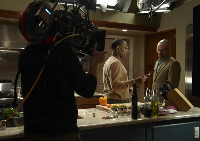 Breaking Bad Season 3 Behind the Scenes Photos 5 - Breaking Bad Season 3 Behind the Scenes Photos