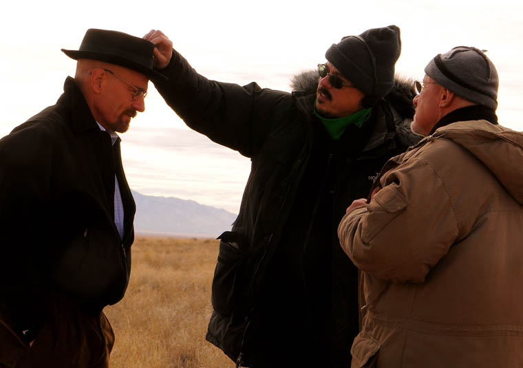Breaking Bad Season 3 Behind the Scenes Photos 9 - Breaking Bad Season 3 Behind the Scenes Photos