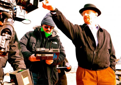 Breaking Bad Season 3 Behind the Scenes Photos 8 - Breaking Bad Season 3 Behind the Scenes Photos
