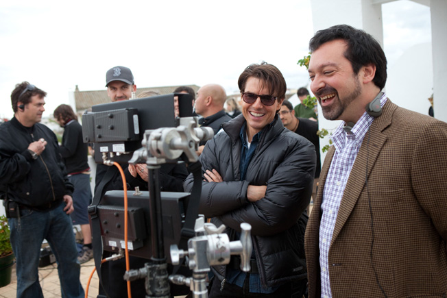 Q&A – Knight and Day's James Mangold on Insecure Action Directors, Tom Cruise's Humor, and Cameron Diaz's Stunts