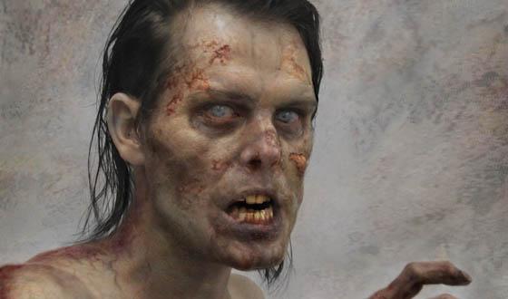 Just Released Sketches for <em>The Walking Dead</em> Detail One Walker&#8217;s Decay