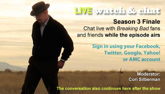 Watch and Chat About the Season 3 Finale Tonight