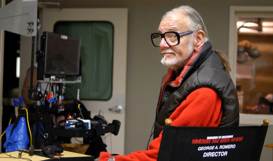 Q&#038;A &#8211; George Romero on <i>Survival of the Dead</i>, <i>The Walking Dead</i> and a Zombie Renaissance