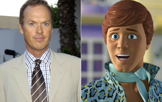 Q&A – Toy Story 3's Michael Keaton on How Barbie's Ken Is Like Elvis