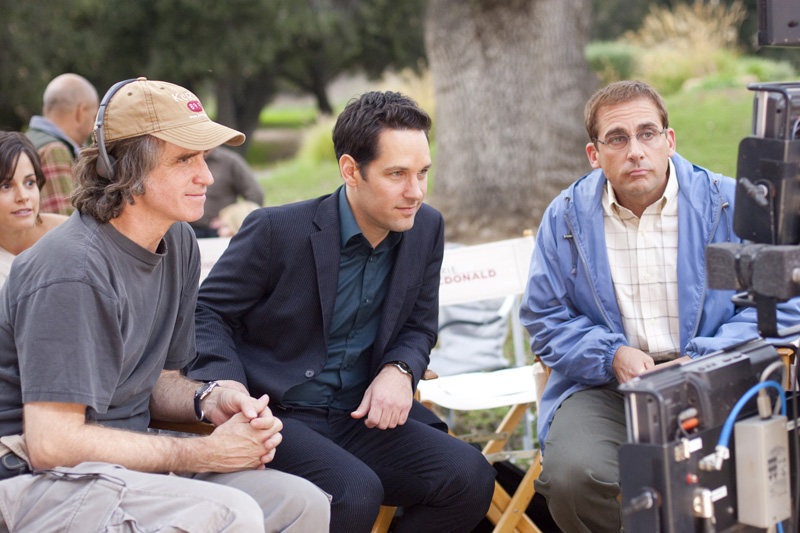 Q&A – Dinner for Schmucks' Jay Roach Explains Why Steve Carell Is Comedy's LeBron James