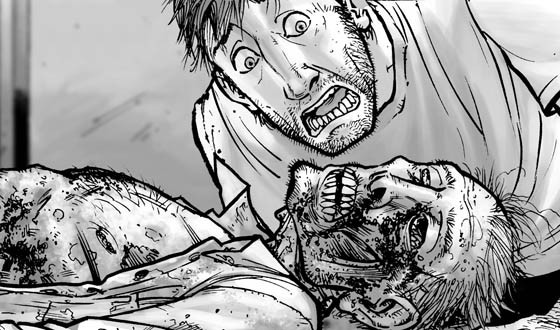 Video &#8211; <em>The Walking Dead</em> Motion Comic Arrives Online