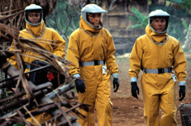 Epidemics in the Movies Quiz