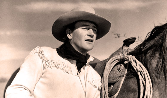 The World According to John Wayne as Seen in The Duke's Top Ten Philosophical Quotes