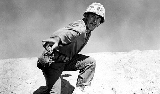 Flashback Five – The Best War Movies of John Wayne