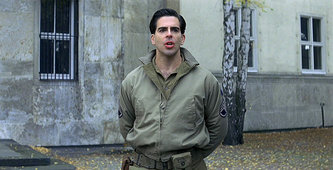 Q&A – The Last Exorcism's Eli Roth Thinks Inglourious Basterds Needed a Wet-T-shirt Contest