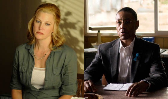 Anna Gunn and Giancarlo Esposito Nominated for EWwy Awards (Your Vote Counts!)