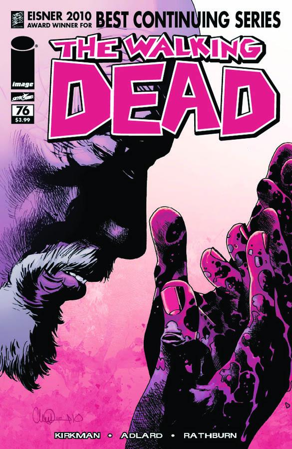 Issue 76 - The Walking Dead - Sneak Peek 1 - Issue 76 - The Walking Dead - Sneak Peek