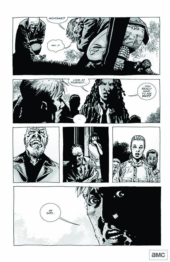 Issue 76 - The Walking Dead - Sneak Peek 2 - Issue 76 - The Walking Dead - Sneak Peek