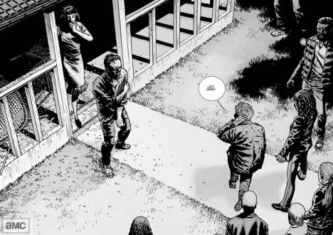Issue 76 - The Walking Dead - Sneak Peek 3 - Issue 76 - The Walking Dead - Sneak Peek