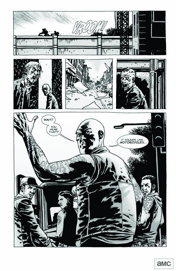 Issue 76 - The Walking Dead - Sneak Peek 4 - Issue 76 - The Walking Dead - Sneak Peek