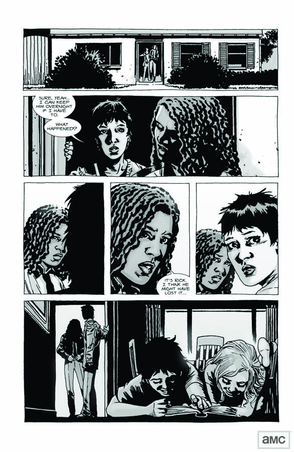 Issue 76 - The Walking Dead - Sneak Peek 5 - Issue 76 - The Walking Dead - Sneak Peek