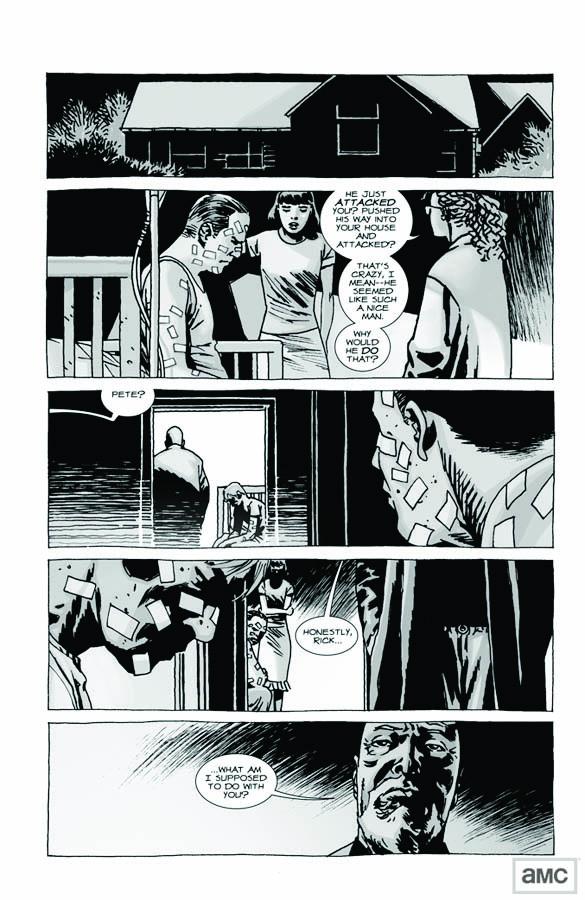 Issue 76 - The Walking Dead - Sneak Peek 6 - Issue 76 - The Walking Dead - Sneak Peek