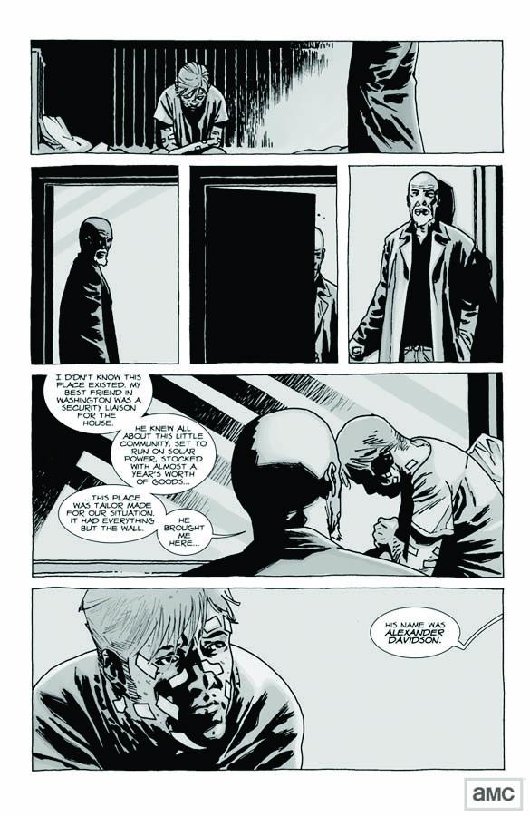 Issue 76 - The Walking Dead - Sneak Peek 7 - Issue 76 - The Walking Dead - Sneak Peek