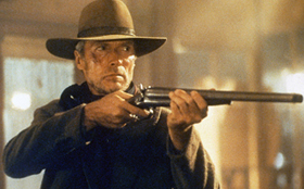 Clint Eastwood Westerns in Six Words Quiz