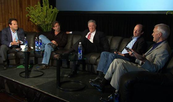 Web Exclusive Video &#8211; <em>Rubicon</em> Conspiracy Panel