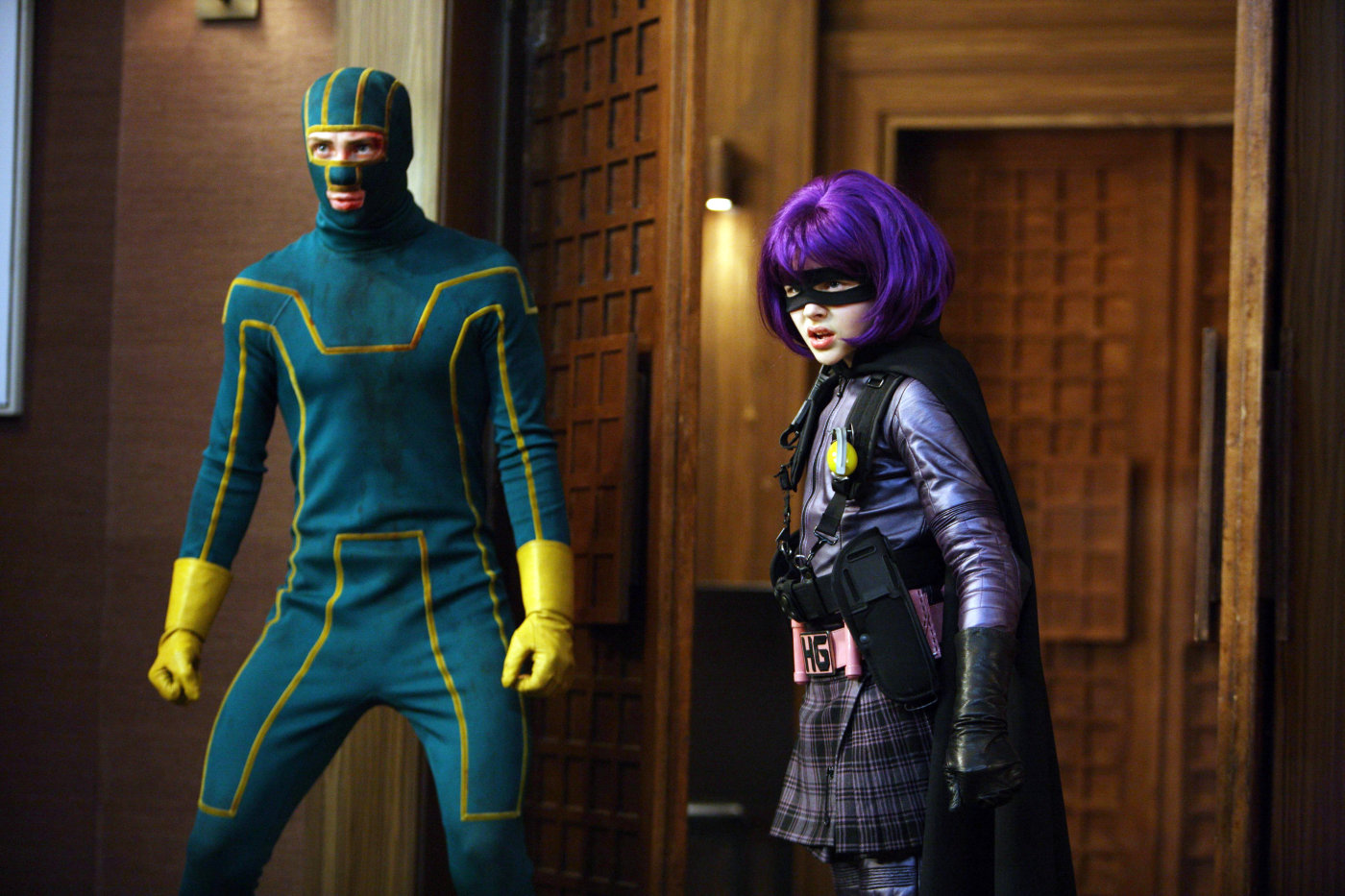 New on DVD – August 3, 2010 – Kick-Ass and The Ghost Writer