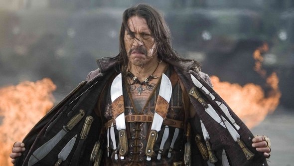 Q&A – Machete's Danny Trejo on Armed Women, Lindsay Lohan, and Christmas With Harold and Kumar