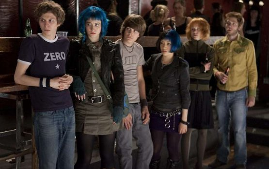 Just In Time for Scott Pilgrim, It's the Ultimate Comic-Book Rock Band