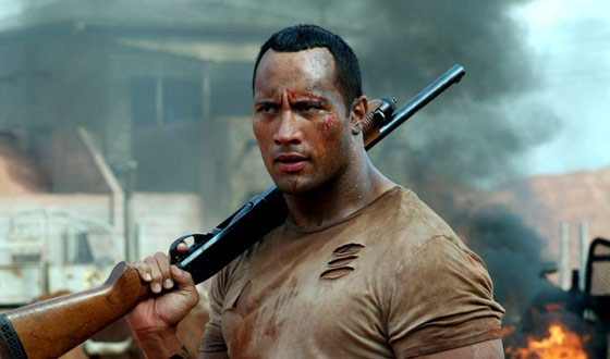 The Rock Is the Next Great Action Hero. Dwayne Johnson? Not So Much