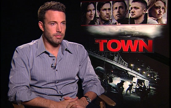 Video – Gritty World of Bank Robbing Permeates Ben Affleck's Town