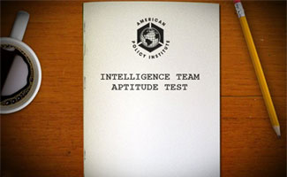 API Intelligence Team Aptitude Test – What the Results Tell Us