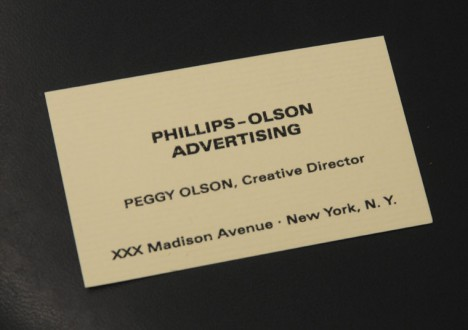 Mad Men Season 4 Scrapbook 15 - Mad Men Season 4 Scrapbook