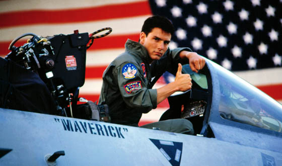 <em>Top Gun</em> Is So Totally Eighties, and Here Are Eight Reasons Why