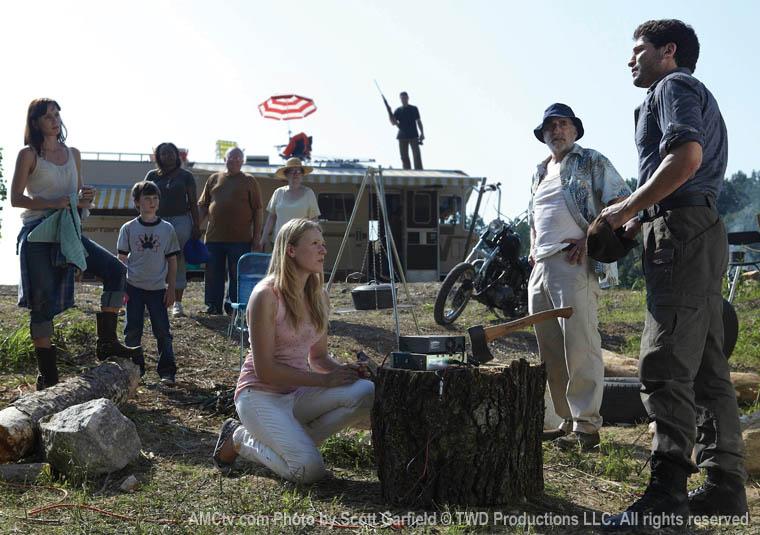 The Walking Dead Season 1 Episode Photos 12 - The Walking Dead Season 1 Episode Photos